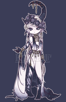 One Day Celestial Adoptable Auction (CLOSED) by Kaiet
