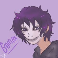 human Gamzee by Roselynd