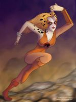 Cheetara by Mauricio-Morali