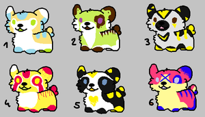 Doggy Adopts-OPEN by Wolfies--Adopts