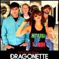 Dragonette Pick Up The Phone by caorr