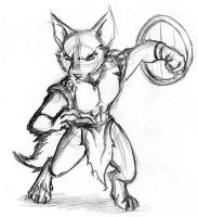 shield fox by trisk-7