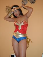 From Sexy Diana Prince to Sexy Wonder Woman 8 by gcsuperheroines