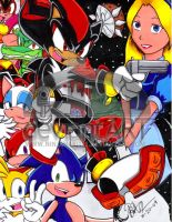 Shadow The Hedgehog by NinjaHaku21
