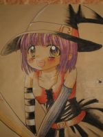 Halloween by GaMu-ChAn