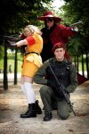 The forces of Hellsing by Leadmill