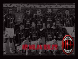 AC Milan Rules by Infectedlilskull
