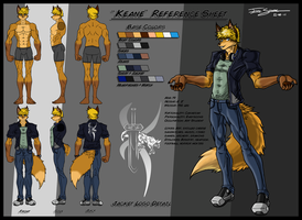 .:Keane Reference Sheet:. by ACommonMisconception