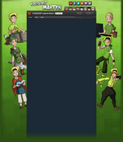 Inthelittlewood Youtube Background (Yogscast) by Teutron