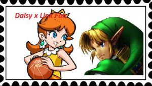 Daisy x Link Stamp by AngelMaria89