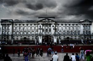 Buckingham Palace by Stone100