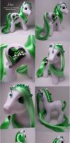 May birthflower pony by Woosie
