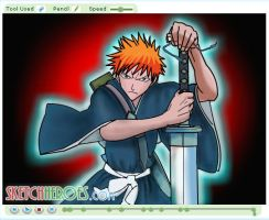 How to Draw Ichigo Part 3 by SketchHeroes