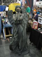 A Weeping Angel by ZeroKing2015