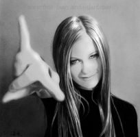 Avril oh yeah!! by True-Tears