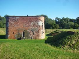 Fort Mississauga by RuralCrossroads360