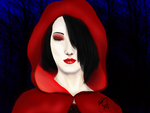 Red Ridding Hood by Angie-Andrea