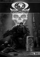 Contact - Code: Omega Title by raben-aas