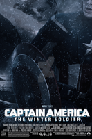 Captain America: The Winter Soldier Poster v4 by DiamondDesignHD