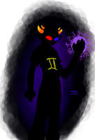 Shadow Sollux by Jam-Bot