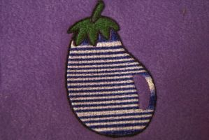 Embroidery for Gakupo Hat - Vocaloid Series 1 by The-BlueKitty
