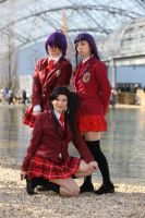 We are the Negima Girls by elementgirl-Josy