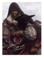 Ezio. by SashaGreen