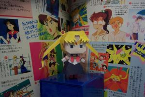 Sailor Moon Papercraft by zenturtle651692