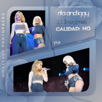 Photopack 0582 - Rita Ora And Iggy Azalea by WhateverPhotopackss