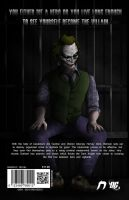 The Joker Back Cover by nick-tyrrell