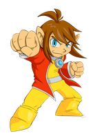 Alex Kidd by Hylian-Rinku