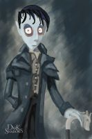 Barnabas Collins by Lazulina