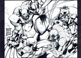 joe madureira rules by M09