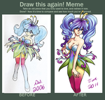 Before and After Meme by Pallypie