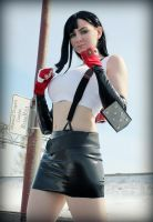 Tifa Lockhart- Fighter by Whimsical-Angel