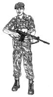 Rhodesian Light Infantry by linseed