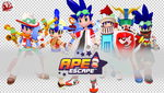 Kei || Ape Escape [Render Pack] by JA-Renders