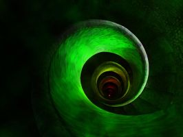 Down the rabbit hole by manbearpagan