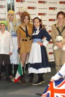 FanExpo Hetalia by TechnoRanma