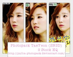 [ Photopack SNSD ] TaeYeon - By:Yullia by Yullia-Photopack