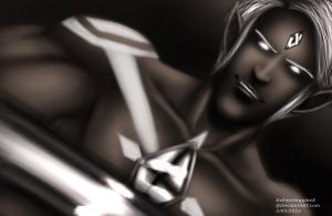 The chocolate Ghirahim by XxEmoVeggiexX
