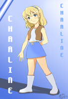 OC: Charline by HeonGaiden