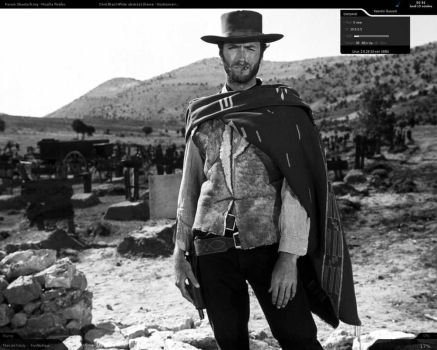 Eastwood in my screen by valentin2105