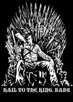 Hail to the king baby by Samuel-Hain