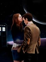 I miss you, Amy Pond. by phantosmagoria