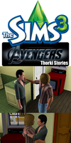 Sims3 Avengers stories:: T:: Private Time by Pelissa