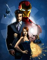 I am Iron Man by dartbaston