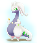 Goodra by monteruis