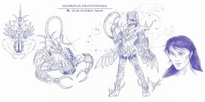 Scorpius Deathsting by Sekishiki