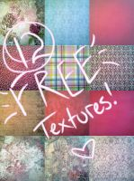 12 Textures - Free to Use, Big Resolutions by LavenderYouko
